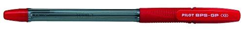 Pilot BPS GP Kugelschreiber gummierter Griff extra breite 1,6mm Schreibspitze 0,55mm Strichbreite...