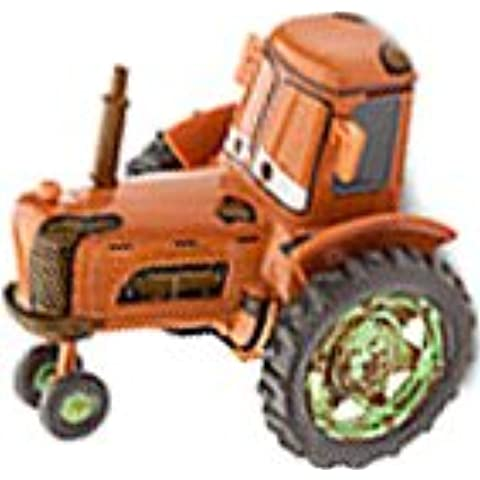 Disney Cars 1:48 Loose 1:48 Diecast Car Tractor by Mattel