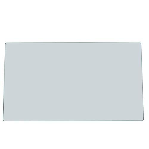 ORIGINAL AEG Electrolux 224906116 2249061165 476x276x4mm Fach Ablage Boden Abstell Glasplatte Regal Boden Einschub Kühlschrank Kühl-Gefrier-Kombination Flaschenkühlschrank auch Juno Zanker Zanussi