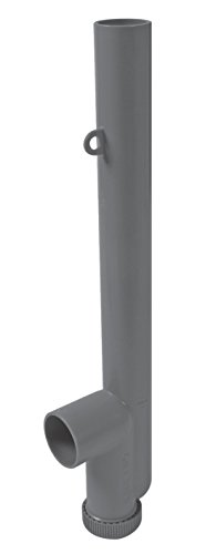 Nicoll 71647 Siphon m.a.l d40 yh42c, Gris