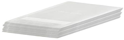 Rosenstein & Söhne Sous-Vide-Beutel: 50 Profi-Folienbeutel für Balken-Vakuumierer, 20 x 30 cm (Vakuumbeutel)