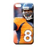 iPhone 5 / 5s / SE Appearance New For phone Cases mobile phone covers Peyton Manning (Manning Cover)