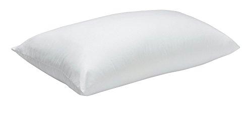 Pikolin Home – Pack de 2 oreillers en fibre avec traitement Aloe Vera, confort médium-souple, 40x70cm, épaisseur 17cm