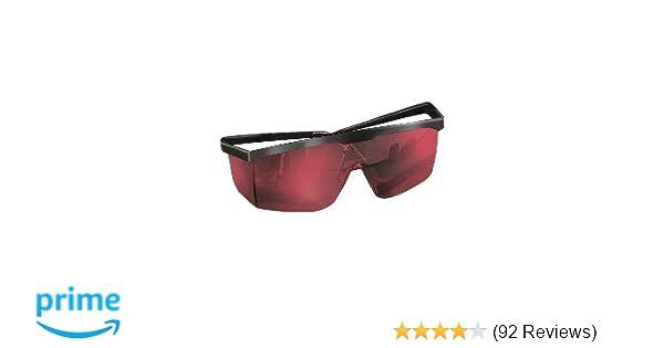Persönliche Schutzausrüstung Arbeits-Schutzbrillen Laserbrille Laserlichtbrille Laser für einfacheres Erkennen von Laserstrahlen