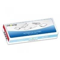 Whitenergy 10.8V 8800mAh Lithium-ION 8800mAh 10.8V Batterie Rechargeable - Batteries Rechargeables (8800 mAh, Lithium-ION (Li-ION), 10,8 V, Noir, 1 pièce(s), Haut Premium)