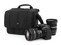 Lowepro Stockholm 120, LP36159 (Shoulder Bag for compact D-SLR w/std. Lens + accessor. Size (int.): -