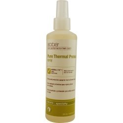ABBA Pure & Natural Hair Care - Pure Thermal Protect Spray 8 Oz by ABBA (Spray Protect Thermal)