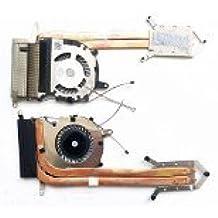 Laptop CPU refrigeración ventilador y disipador de calor para Sony VAIO Pro svp13225cdb svp132290s svp11213sabi svp13212sg svp13213sa svp13218Pa UDQFVSR01DF0SVP13300–0001–2755_ A