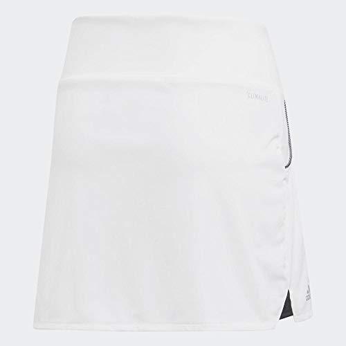 adidas Mädchen Club Rock, White, 128