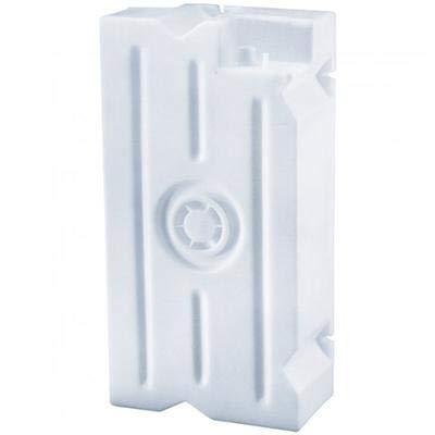 Volumen Wassertank (Goebel Wassertank Wasserbehälter, Volumen: 100 Liter, weiß, große Reinigungsöffnung, Einfüll Durchmesser: 40 mm)