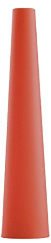 Zweibrüder Signal Cone, red ø 37 mm, length 202 mm