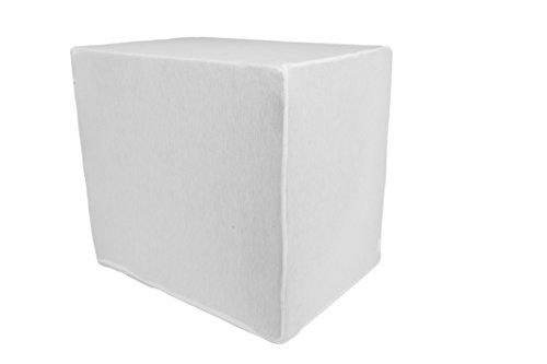 Bandscheibenwürfel zur orthopädischen Stufenlagerung mit abnehmbaren Bezug 50x45x35cm -