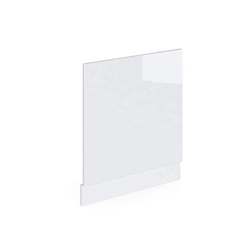 Vicco Küchenschrank Hängeschrank Unterschrank Küchenschränke Küchenunterschrank Arbeitsplatte, Möbel verfügbar in anthrazit und weiß (weiß ohne Arbeitsplatte, Geschirrspülerblende 60 cm)