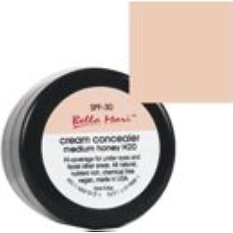 Bella Mari Concealer Cream Light Honey H10 15ml/ 0.5oz Jar