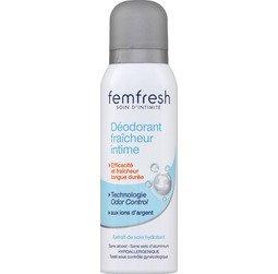 Femfresh Déodorant fraîcheur intime 125ml