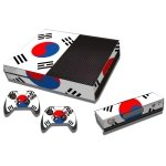 RISHIL WORLD Flag Pattern Decal Stickers for Xbox One Game Console