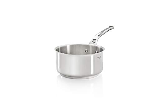 DE BUYER -3410.14 -casserole milady queue fonte inox ø14