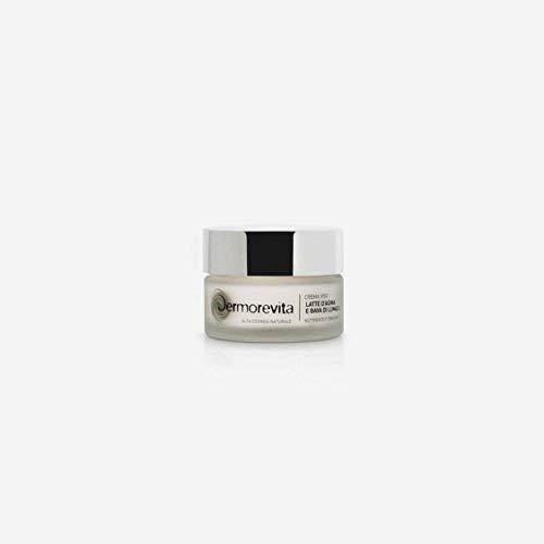 Zoom IMG-1 dermorevita crema viso con latte