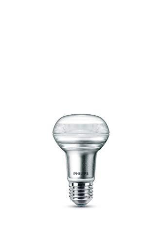 Philips LEDclassic Lampe, ersetzt 40W, E27, R63, Warmweiß (2700 Kelvin), 210 Lumen, Reflektor, klar -
