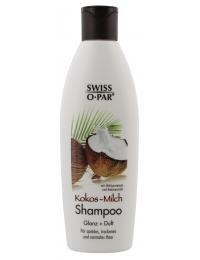 KOKOS MILCH Shampoo Swiss O Par 250 Milliliter