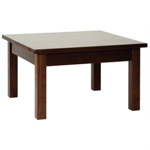 Bolero DL448 Wooden Coffee Table, Walnut Finish