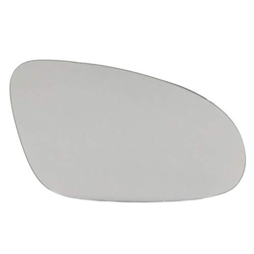 Preisvergleich Produktbild ELENXS Rechte Seite Passagier Rückseitenspiegel Glaslinse Ersatz für Golf 5 MK5 2005 2009
