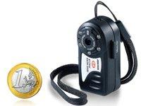 Portable Mini Micro HD Kamera Video Cam mit Infrarot Nachtsicht Funktion