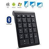 Ikos - Teclado numérico Bluetooth 22-Keys Bluetooh
