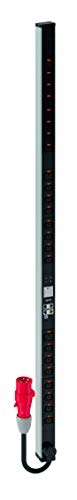 smarte Rack-PDU metered 0U, 16A-230V, IEC 320-Steckdosen: 18 x C13 und 4 x C19, 3,7 kVA max., mit Echtzeit-Leistungsmessung und Umgebungsüberwachung -