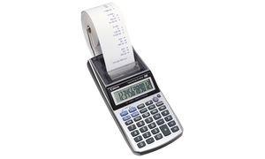 Canon p1-dtsc calcolatrice, grigio