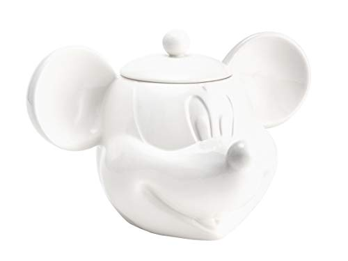 Joy Toy 62132 MICKEY MOUSE 3D KEKSDOSE WEISS 25X17X20 CM,