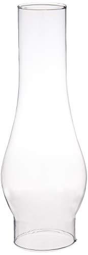 Klar, Schornstein (Westinghouse Lighting 8307200 83072 Corp Schornstein, 25,4 cm, klar, 2 Stück)