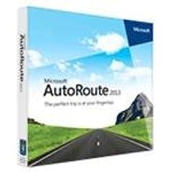 Microsoft AutoRoute Euro GPS 2013 (PC)