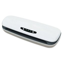 Business Source 20875 Document/Photo Laminator, 3Mil, 12 in., White