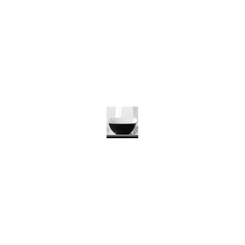Gimex Bols Quadrato Plats Noir et Blanc