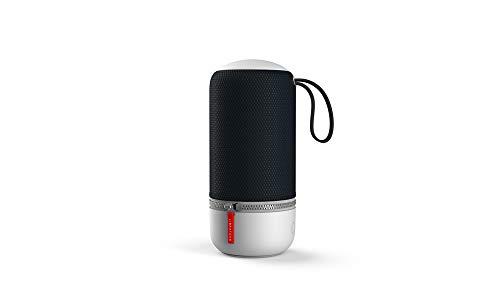 Libratone Zipp Mini 2 Smart Wireless Lautsprecher (mit Alexa Integration und AirPlay 2) stormy black