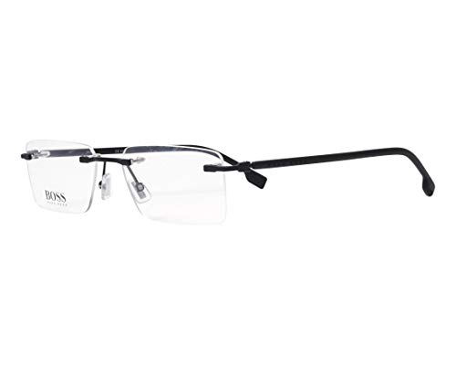BOSS Hugo Brille (BOSS-1011 003) Acetate Kunststoff matt schwarz