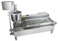 Kolice CE aprobado calentador eléctrico multiplica donuts automatico freír máquina de hacer castaños freír donuts maker máquina de hacer donut máquina de freír Donuts Maker