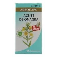 The Arkocaps ACEITE ONAGRA 50Cápsulas