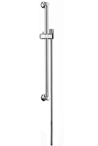 Hansgrohe 27617820 Raindance C Wall Bar with No Handshower, 24-Inch, Brushed Nickel by Hansgrohe