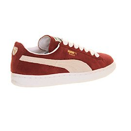 Puma Classic Wedge L - Sneakers basses - Homme Bourgogne équipe / blanc