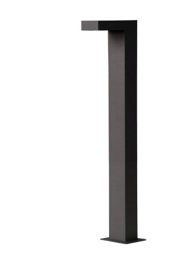 Lucide TEXAS - Borne Exterieur Extérieur - LED - 1x6W 3000K - IP54 - Noir