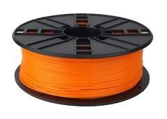 TECHNOLOGYOUTLET PREMIUM 3D PRINTER FILAMENT 1.75MM PLA (Orange)