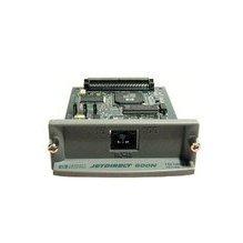 HP JetDirect 600N–Print Server (Ethernet LAN, IEEE 802.3, IEEE 802.3u, IPX/SPX, EtherTalk, DLC/LLC, TCP/IP, 100Base-TX, 10Base)