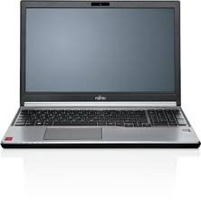 Fujitsu LIFEBOOK E754 VFY:E7540M75ABDE 39,6 cm (15,6 Zoll) Laptop (Intel Core i5 4210M, 4GB RAM, 500GB HDD, DVD, Win 10 Pro) schwarz