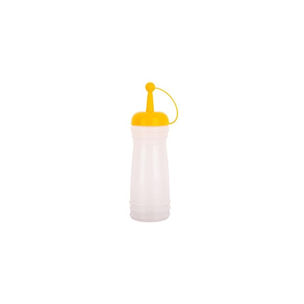 Set Von 3 Knnchen Salatdressing Flaschen Soe Flaschen L Flaschen 340ml Gelb