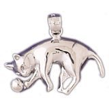 clevereve-14k-yellow-gold-animal-kingdom-cat-with-toy-pendant-25-grams