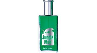 Jungle Man homme/men, Eau de Parfum, 1er Pack (1 x 50 ml)