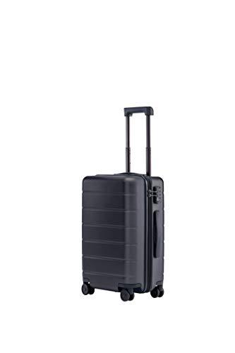 """Xiaomi Mi Classic Luggage 20\"""" (38 Liter) Hartschalen Trolley Koffer Rollkoffer aus hochwertigen Polycarbonat mit 4 Rollen und drei Nummern TSA-Zahlenschloss (Schwarz)"""