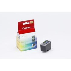 CANON 0617B001 Ink Cartridge Color CL-41/0617B001 Tintenstrahldrucker, Cyan/Magenta/Yellow, One Size (Canon Color Inkjet)